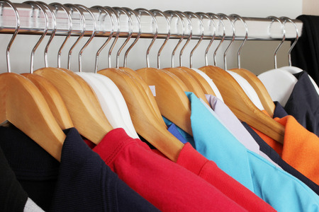 dry cleaned: Clothes