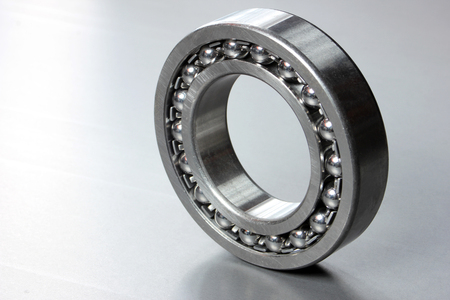 ball bearing: Ball bearing Stock Photo