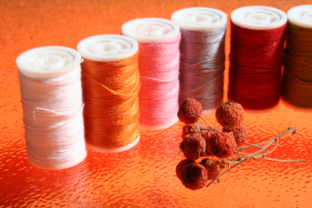 needlecraft product: Thread and Yarn