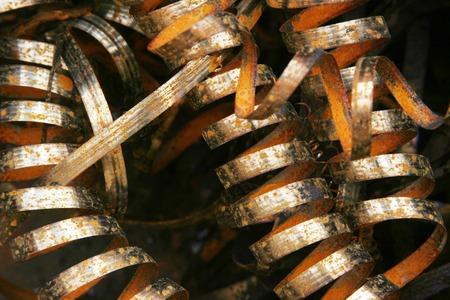 ferraille: ferraille Banque d'images