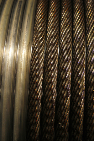 wire rope: wire rope