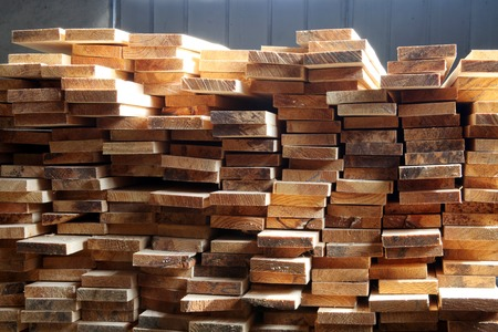 Lumber Archivio Fotografico