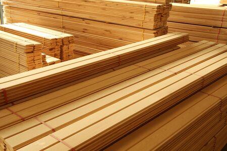Lumber Banque d'images