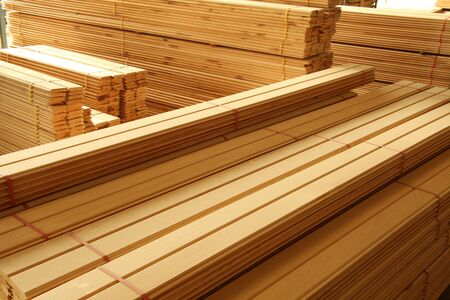 Lumber Standard-Bild