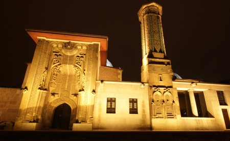 Ince Minare Medrese Konya Turkey