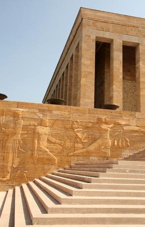 incidental people: Ataturk Mausoleum