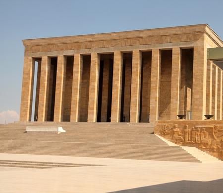 ataturk: Ataturk Mausoleum