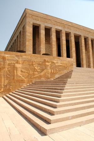 mausoleum: Ataturk Mausoleum
