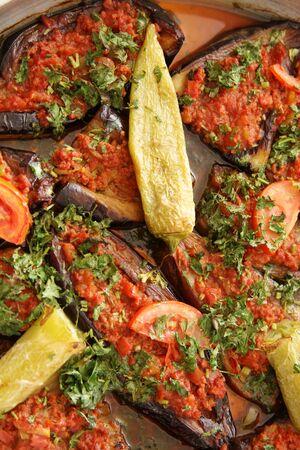 greek chef: Turkish cuisine, Karniyarik