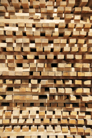 home addition: Lumber Stock Photo