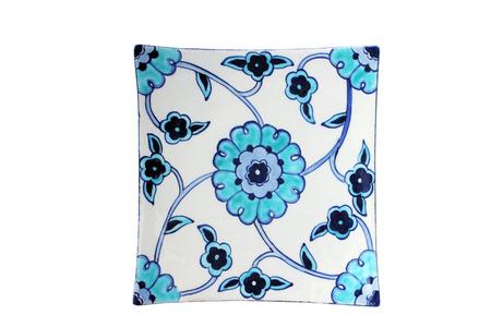 plate: decorative plate Stock Photo