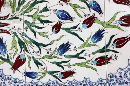 earthenware: Turkish Tiles