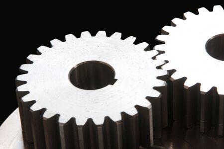machine teeth: Gear wheel