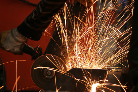 manufacturing materials: Welding