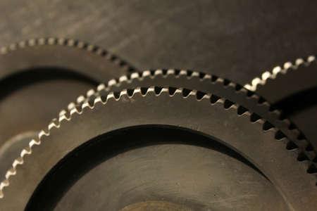 exactness: Gear wheel