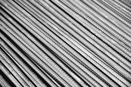 reinforcing bar: Construction Rod Stock Photo