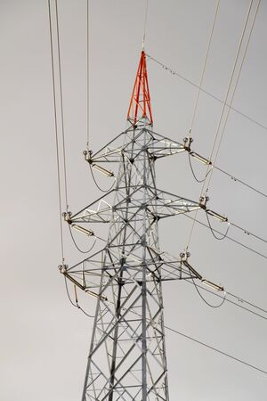 power tower: Power tower structure