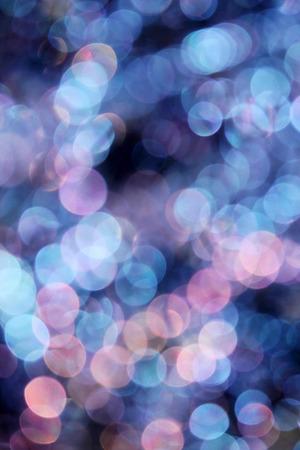textrured: Defocused lights