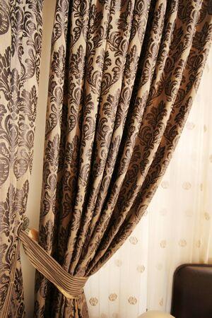showcase interiors: Curtain