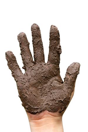 dirty: Dirty Hand