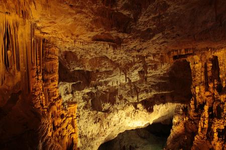 Limestone Cave Decorations photo