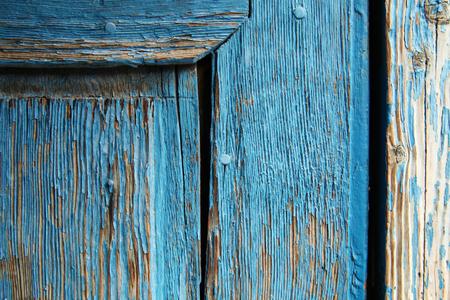 wood door: Porte en bois Banque d'images