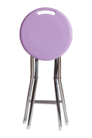 stool: plastic stool
