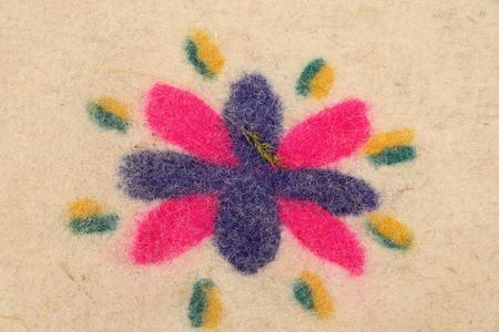 villus: Felt Carpet