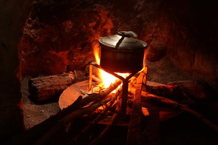 木発射されるオーブン