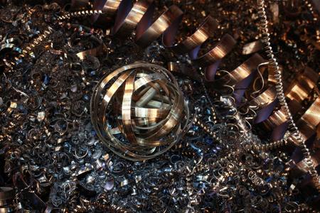 scrap: Scrap Metal  Banque d'images