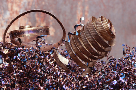 altmetall: Schrott-Metall