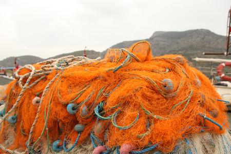 commercial fishing net: Fishing Net