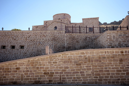 byzantium: Aya Elena Church Konya Turkey