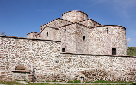 Aya Elena Church Konya Turkey