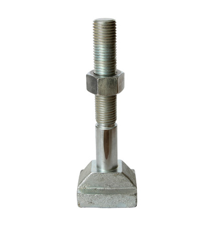 Bolts (with clipping path)