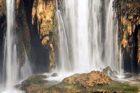 Waterfall Konya - TURKEY Stock Photo