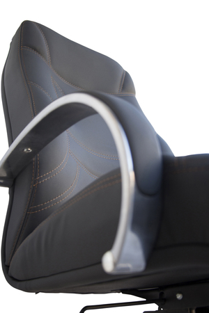 modern and leather office chair