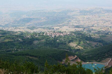 Amasya, Black Sea Region. It is located in the Central Black Sea Region. 写真素材 - 143705497