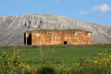 Kızılören Caravanserai. Konya - Beysehir - Turkey