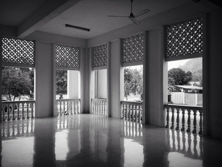 architecture: Traditional malay architecture