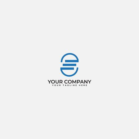 Next Step logo, letter S logo, S logo, modern S logo