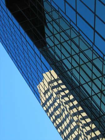 Skyscraper in Columbus, Ohio Stock Photo