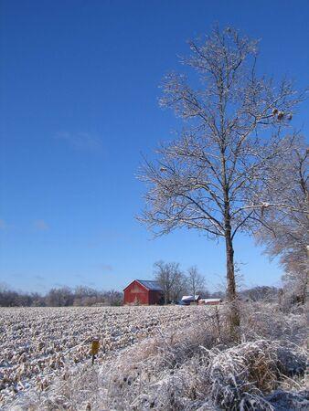 Barn in Dexter, Michigan