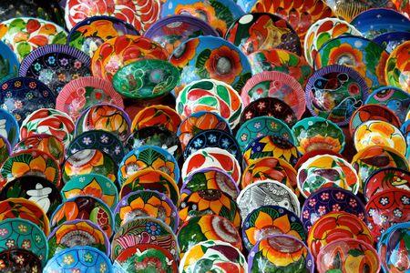 멕시코 그릇 스톡 콘텐츠