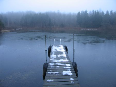 Findley Lake, New York