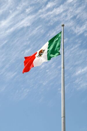Mexican Flag photo