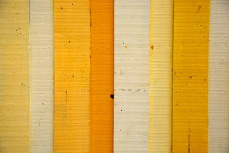 painted wood: Painted Yellow Wood Background
