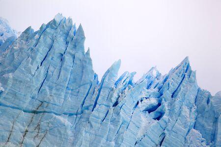 Perito Moreno Glacier in Parque Nacional los Glaciares, Argentina Stock Photo - 17311073