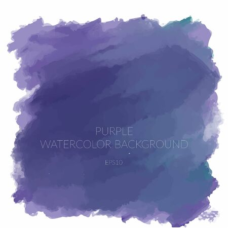 wet watercolor effect purple pinkish color, abstract texture background.