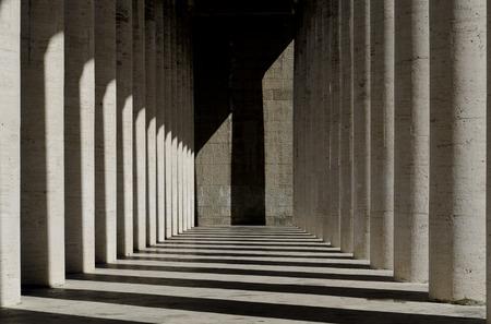 columnas romanas: columnas romanas